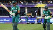 IND vs PAK, T20 World Cup 2021: विराट कोहलीवर बाबर आजम वरचढ, भारताला 10 विकेटने नमवून पाकिस्तानने बदलला इतिहास, टी-20 विश्वचषकात विजयी सलामी