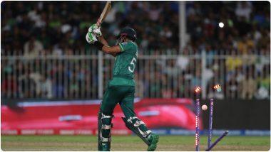 T20 WC 2021, PAK vs NZ: पाकिस्तान कर्णधार Babar Azam याचा त्रिफळा उडवत Tim Southee ची एलिट टी-20 क्लबमध्ये एन्ट्री