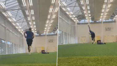 Ashes 2021-22 मध्ये कमबॅक करण्याच्या Ben Stokes तयारीत? ब्रिटिश अष्टपैलूने पोस्ट केला गोलंदाजीचा व्हिडिओ