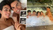 Cristiano Ronaldo पुन्हा बाबा होणार, गर्लफ्रेंड Georgina Rodriguez जुळ्या मुलांसह गर्भवती; मँचेस्टर युनायटेड स्टारने केली मोठी घोषणा!