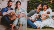 क्रिकेटर Dinesh Karthik आणि स्क्वॅश खेळाडू Dipika Pallikal यांच्या घरी डबल सेलिब्रेशन, घरी जुळ्या मुलांचे आगमन