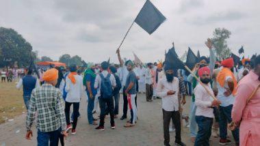 Uttar Pradesh: केंद्रीय मंत्री Ajay Mishra यांचा मुलगा Ashish Mishra ने आंदोलन करणाऱ्या शेतकऱ्यांना गाडीखाली चिरडल्याचा आरोप; 3 जणांचा मृत्यू, अनेकजण जखमी