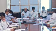 Jal Jeevan Mission: पाणीपुरवठा योजनांची कामे वेळेत पूर्ण करण्याबाबत मंत्री गुलाबराव पाटील यांचे निर्देश
