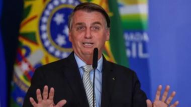 ब्राजीलचे राष्ट्रपती Jair Bolsonaro यांचा लसीकरणाला विरोध, केले 'हे' मोठे विधान