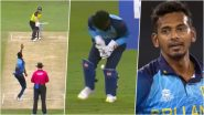 AUS vs SL, T20 World Cup 2021: ऑस्ट्रेलियाविरुद्ध Kusal Perera कडून डेविड वॉर्नरला जीवनदानश्रीलंकेला पडणार महागात?(Watch Video)