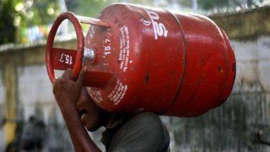 LPG Cylinder Price Hike: घरगुती गॅस सिलेंडरच्या दरात 15 रुपयांनी वाढ; आजपासून लागू होणार नवे दर
