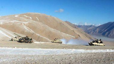 India-China Face Off: अरूणाचल प्रदेश मध्ये LAC वर पेट्रोलिंग दरम्यान भारत-चीन सैन्य आमने-सामने