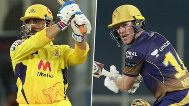 IPL 2021, CSK vs KKR Final: Eoin Morgan वर का आहे MS Dhoni भारी, फायनलपूर्वी माजी KKR कर्णधाराचे मोठे विधान