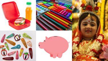 Navratri Kanya Pujan 2021 Gift Ideas: नवरात्री मध्ये कन्या पुजनाच्या दिवशी बालिकांना 'या' भेटवस्तू देऊन त्यांना करा खूष!