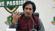 Asia Cup 2023: पाकिस्तान 'या' स्वरूपात 2023 मध्ये करणार आशिया चषकचे आयोजन, PCB अध्यक्ष रमीज राजाची पुष्टी