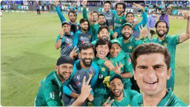 T20 World Cup 2021: पाकिस्तानने न्यूझीलंडचा पराभव करून चुकता केला हिशोब, Mohammad Hafeez याच्या सुरक्षा संबंधित ट्विटने संघाच्या जखमेवर मीठ चोळले
