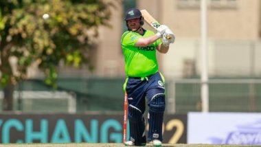 T20 क्रिकेटमध्ये आयर्लंडच्या स्टार क्रिकेटपटूची कमाल, मोडला Virat Kohli याचा एक महत्त्वाचा रेकॉर्ड