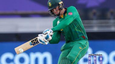 T20 World Cup 2021, SA vs WI: गतविजेता वेस्ट इंडिजच्या पराभवाची मालिका सुरूच, दक्षिण आफ्रिकेने विकेटने मात करून पहिल्या विजयाची नोंद केली