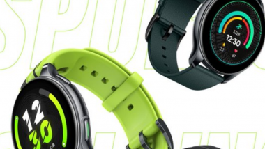 Realme Watch T1 लॉन्च, ग्राहकांना मिळणार AMOLED डिस्प्लेसह 7 दिवसांचा बॅटरी बॅकअप