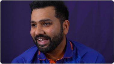 2007 T20 विश्वचषक विजयाच्या आठवणीत रमला 'हिटमॅन' रोहित शर्मा, पहा व्हिडिओ