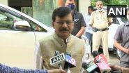 Dadra Nagar Haveli By-Elections: दादरा आणि नगर हवेली पोटनिवडणूक प्रकरणी खासदार संजय राऊतांनी घेतली केंद्रीय निरीक्षक पथकाची भेट