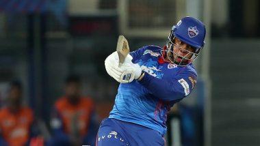IPL 2021 मध्ये घडली चकित करणारी घटना, एकाच चेंडूवर पकडले दोन कॅच पण फलंदाज झाला नाही OUT; पहा Qualifier-2 मधील आश्चर्यकारक दृश्य (Watch Video)