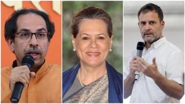 Shiv Sena on Congress, BJP: भाजपलाही जिंकण्यासाठी काँग्रेसचे टॉनिक लागते- शिवसेना