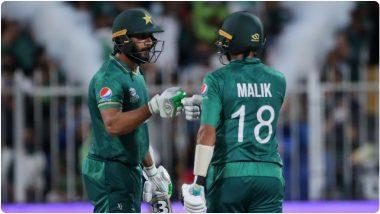 T20 World Cup 2021, PAK vs NZ: पाकिस्तानचाविजयरथ सुसाट, शोएब मलिक-असिफ अलीचा संयमी खेळ; सलामीच्या सामन्यात न्यूझीलंडला 5 विकेटने लोळवलं