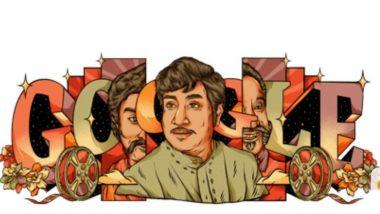 Sivaji Ganesan Google Doodle: शिवाजी गणेशन यांची 93 वी जयंती गूगल डूडल द्वारे साजरी