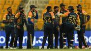 T20 World Cup 2021: श्रीलंकेची वर्ल्ड कप सुपर-12 मध्ये शानदार एन्ट्री, ग्रुप 1 मध्ये 'या' संघाशी भिडणार