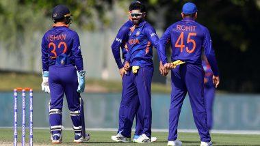 India Playing XI vs Pakistan: सराव सामन्यात टीम इंडिया पास, पण पाकिस्तानविरुद्ध प्लेइंग इलेव्हनवर अडकला पेच; पहा संभाव्य प्लेइंग इलेव्हन