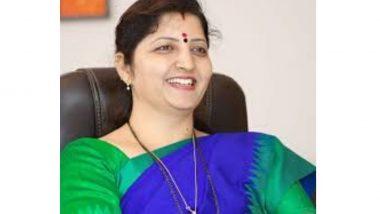 राज्य महिला आयोगाच्या अध्यक्षपदी Rupali Chakankar यांची नियुक्ती; उद्या सांभाळणार पदभार