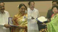 67th National Film Awards: Kangana Ranaut ने सर्वोत्कृष्ट अभिनेत्री ते  मराठमोळ्या Savani Ravindra ने स्वीकरला सर्वोत्कृष्ट गायिकेचा पुरस्कार; पहा फोटोज