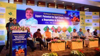 लिंबूवर्गीय फळांच्या निर्यातीला चालना देण्यासाठी आणि मूल्य वर्धित उत्पादनासाठी ICAR-CCRI Nagpur आणि APEDA मध्ये सामंजस्य करार