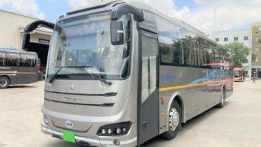 मुंबई -पुणे दरम्यान आता EveyTrans Private Limited च्या धावणार इलेक्ट्रिक बस;  दसर्या मुहूर्तावर प्रवाशांसाठी सेवा खुली