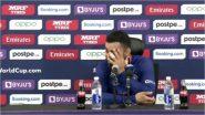 T20 World Cup 2021: टीम इंडियात Rohit Sharma च्या स्थानावर पत्रकाराने उचलले बोट, Virat Kohli ने अशी केली बोलती बंद (Watch Video)