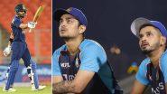 ICC T20 World Cup 2021: विराट कोहलीचे नेट्समध्ये 'मास्टर स्ट्रोक', पाहून ईशान किशन व श्रेयस अय्यर झाले अवाक (Watch Video)