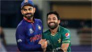 ICC T20 Rankings: पाकिस्तान फलंदाज मोहम्मद रिझवान चौथ्या स्थानावर, विराट कोहली आणि केएल राहुलला मोठं नुकसान