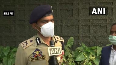 Jammu kashmir Update: अवंतीपोरामध्ये दहशतवादी आणि सुरक्षा दलांमध्ये चकमक, जैश-ए-मोहम्मदचा कमांडर शाम सोफी ठार