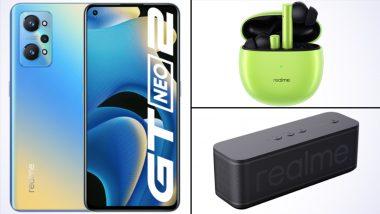 Realme GT Neo2, Buds Air 2 Green, Brick Bluetooth Speaker भारतात लॉन्च; जाणून घ्या किंमत आणि खासियत