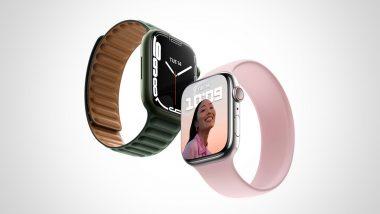 Apple Watch Series 7: अॅपल वॉच सिरीज 7 चा सेल उद्यापासून सुरु; जाणून घ्या खास ऑफर्स