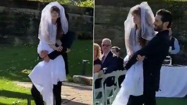 Viral Video: नवरीच्या अपंग बहिणीला उचलून नवरदेव लग्नाच्या स्टेजवर घेऊन गेला, व्हायरल व्हिडिओने जिंकली सर्वांची मने
