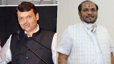 Maharashtra: 'शिवसेनेत अंतर्गत खदखद आहे' रामदास कदम यांच्या कथित ऑडिओ क्लिप प्रकरणावर देवेंद्र फडणवीस यांची प्रतिक्रिया